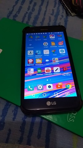 LG K10 usado - Foto 2