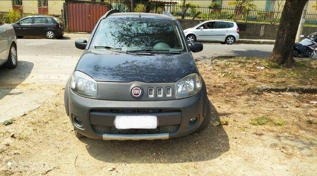 Compre Fiat uno Way 1.4 2011  *