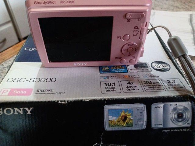 Câmera fotografica da Sony  - Foto 3