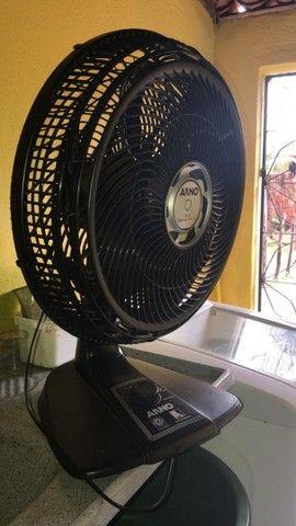 Ventilador de Mesa Arno Ultra Silence Force 40 Cm<br><br> - Foto 3