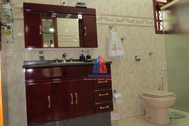 Casa com 3 dormitórios à venda, 211 m² por R$ 760.000,00 - Jardim Santa Rosa - Nova Odessa - Foto 12