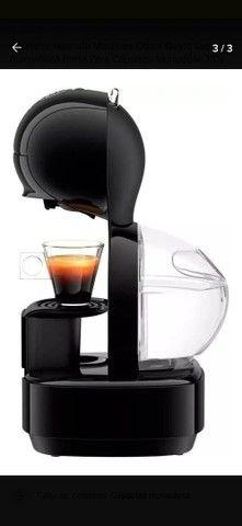 Cafeteira Nescafé Moulinex Dolce Gusto Lumio Automática Preta Para Cápsulas Monodose 110v