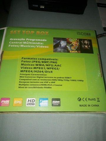 conversor digital set top box - Foto 2