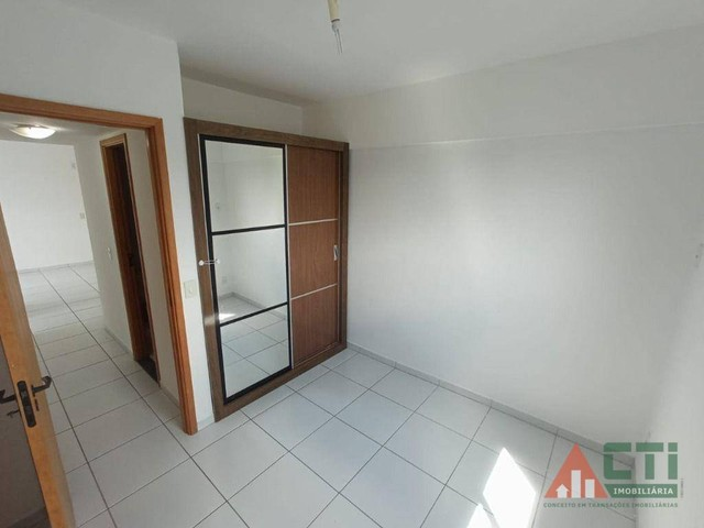 Apartamento com 2 dormitórios para alugar, 56 m² por R$ 1.350,00/mês - Iputinga - Recife/P - Foto 11
