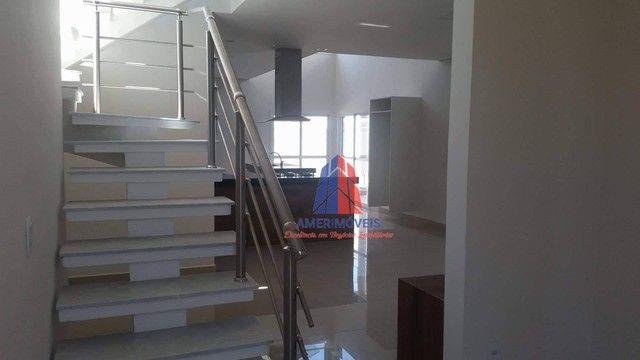 Sobrado com 3 dormitórios à venda, 340 m² por R$ 1.250.000,00 - Residencial Imigrantes - N - Foto 5