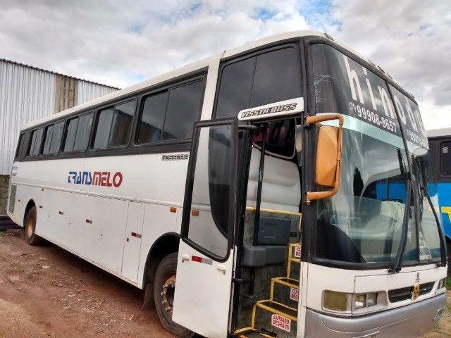 Ônibus rodoviário com banheiro - Foto 6