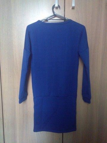 Vestido moletom - Foto 2