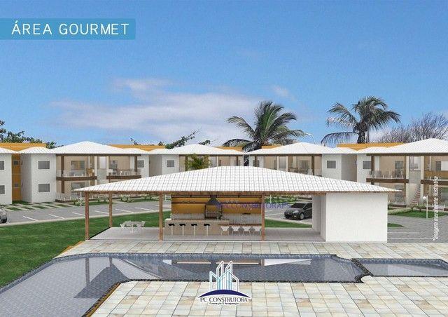 Apartamento com 3 dormitórios à venda, 115 m² por R$ 535.000 - Praia do Mutá - Porto Segur - Foto 5