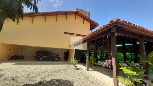 Mansão no Cond Torquato de castro aldeia/598m/ 4 suites/espaço gourmet com piscina/luxo - Foto 18