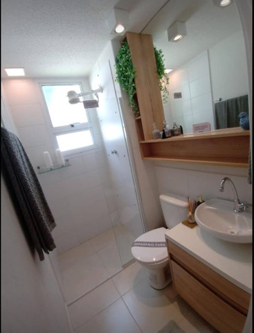 LA- Ato $150 piso Laminado com 02 quartos  - Foto 5