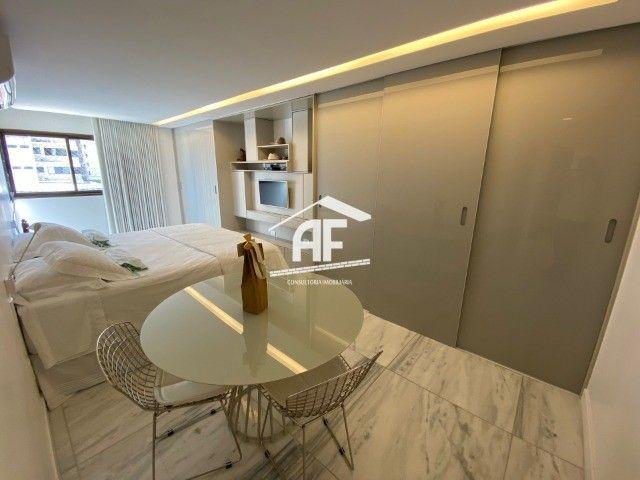 Apartamento beira mar com 3 suítes na Ponta Verde - Edifício Palazzo Firenze - Foto 13