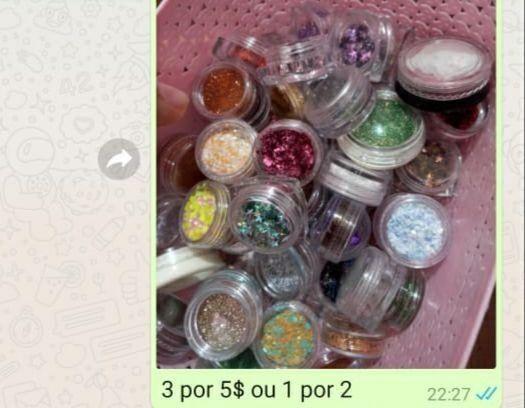 Produtos de manicure