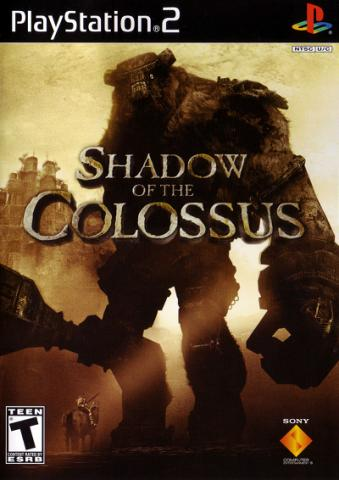 Shadow of the colossus ps2 para pendrive
