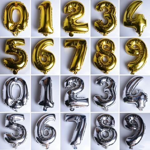 Baloes em Número