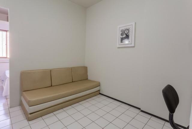 1 sala e quarto (mobiliado) lazer,próximo Giro e mar - Boa Viagem, - Foto 2