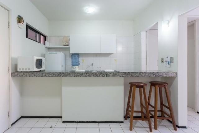 1 sala e quarto (mobiliado) lazer,próximo Giro e mar - Boa Viagem, - Foto 5