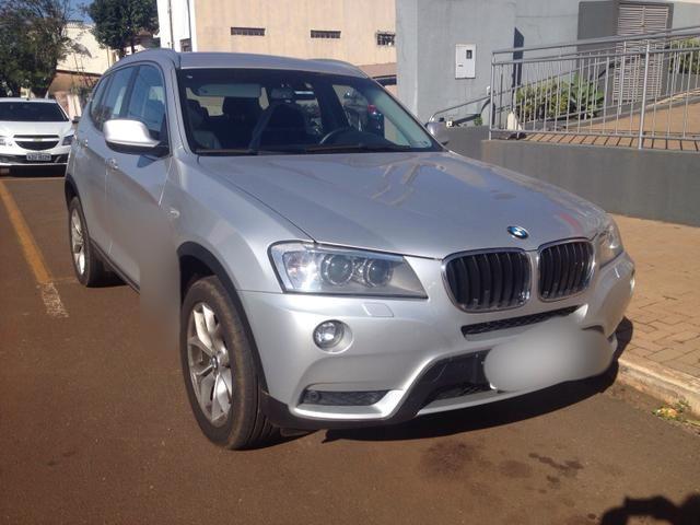 BMW X3 XDrive 2.0 Flex completa 2014 - Foto 4