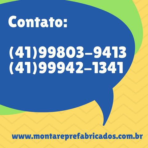 Pré-Moldados / Pré-Fabricados / Galpões / Barracão - Foto 6