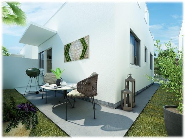 Casa de 2/4 na laje em Condomínio - Região Jardim Cruzeiro e Feira IX - Ent Facilitada - Foto 14