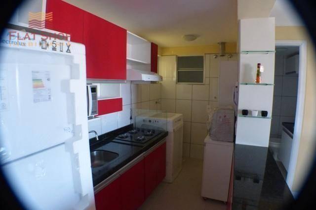 Apartamento com 01 quarto à venda na praia de iracema - Foto 8