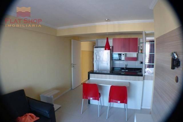 Apartamento com 01 quarto à venda na praia de iracema - Foto 6