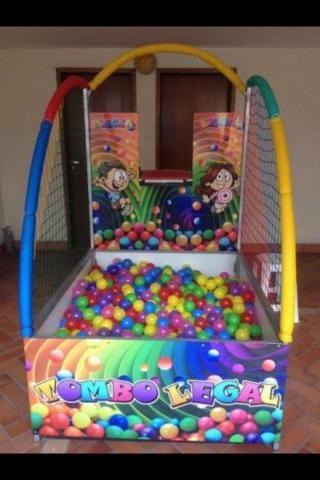 Alugo brinquedos para festa infantil