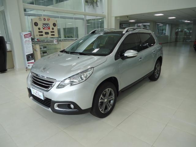 Peugeot 2008 griffe 1.6 flex 2017 4p