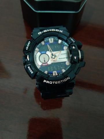 ee50edaffc4 Relógio Casio G-shock Gba-400 Preto - Bijouterias