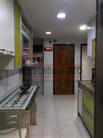 Apartamento à venda com 3 dormitórios em Vila da penha, Rio de janeiro cod:PACO30060 - Foto 12