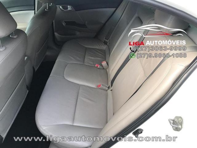 Civic Sedan LXR 2.0 Aut. 2015 Super oportunidade - Foto 7