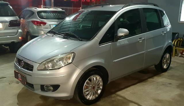 Fiat Idea attractive 1.4 2012 completo