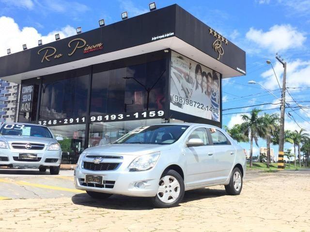 Gm - Chevrolet Cobalt LT - Automático 1.8 - Troco e Financio