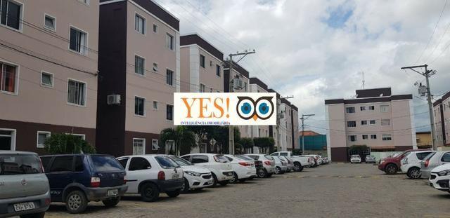 Apartamento 2/4 para Venda no Condomínio Solar Vile - SIM