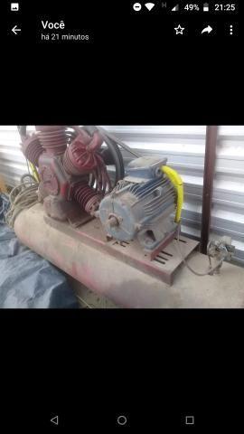 Compressor de 5 cabeçote - Foto 2