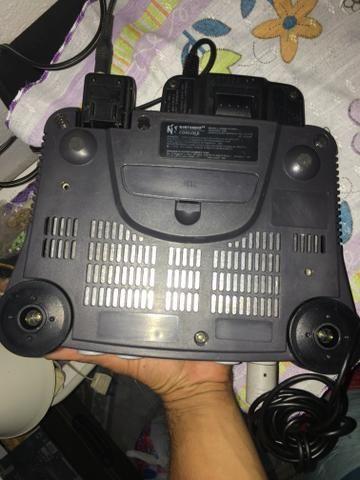 Nintendo 64 completo vendo ou troco em Psp ou 3ds - Foto 2