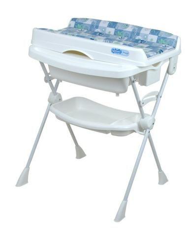 Banheira Burigotto Splash Peixinhos - Azul