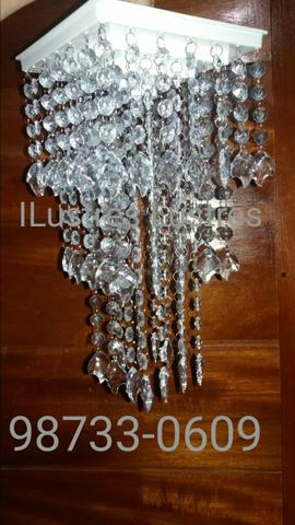 Lustre ( Modelo asa de anjo) NOVO- ILustres 986633-0609