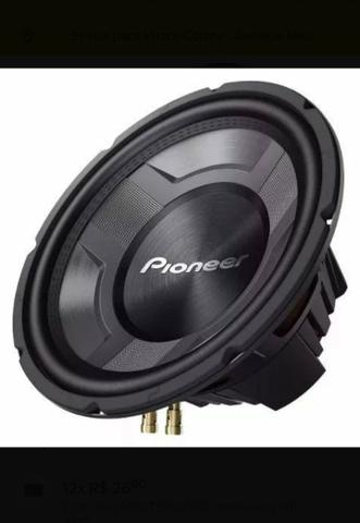 "Pionner 12"" 350w RMS TS-3060BR"