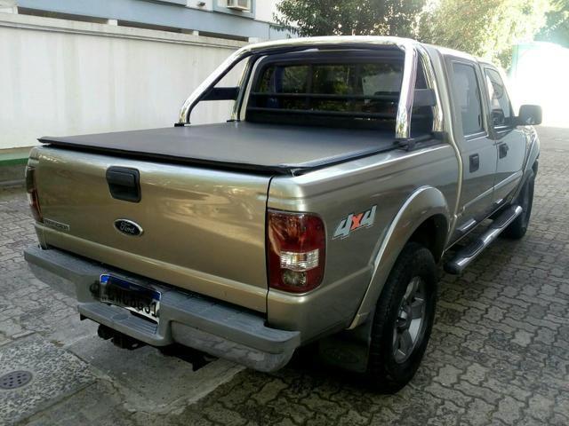 Ranger xlt 3.0 turbo diesel 4x4 - Foto 3