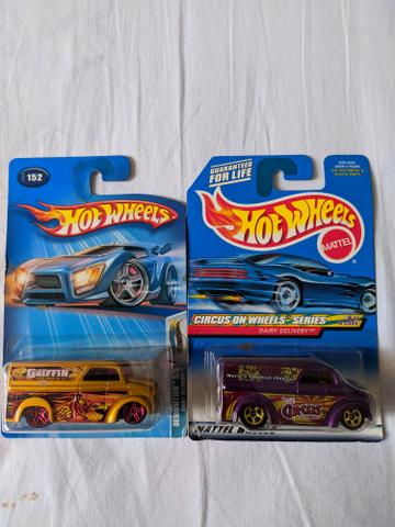 Hot Wheels dairy delivery - Foto 3