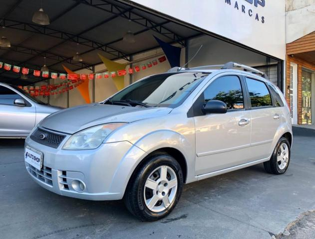 Fiesta 1.6 8V Flex Class 1.6 8V Flex 5p - Foto 5