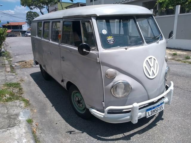 Vendo Kombi 1961 primeira série 42.000 - Foto 3