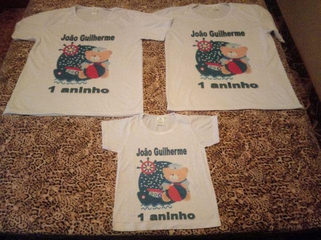 Camiseta para sua festa ou farra com seu estilo uai kkkkk - Foto 5