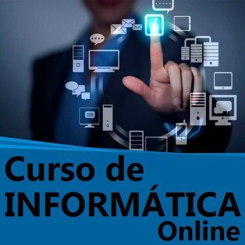 Curso de informática online - Foto 2