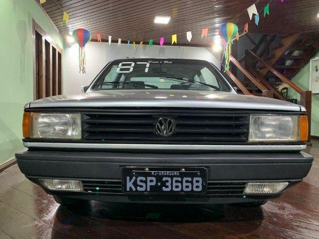 Volkswagen Voyage GL 1.6 1987 - Foto 2