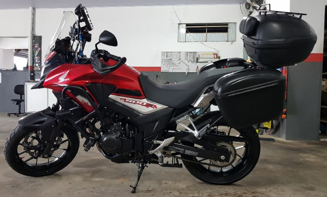 CB 500X - 2018 - ABS - Novíssima