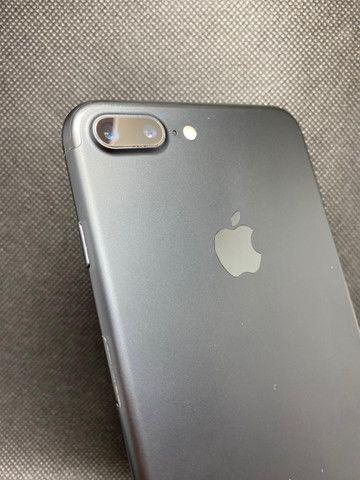 IPhone 7 Plus preto matte 32Gb - Foto 2