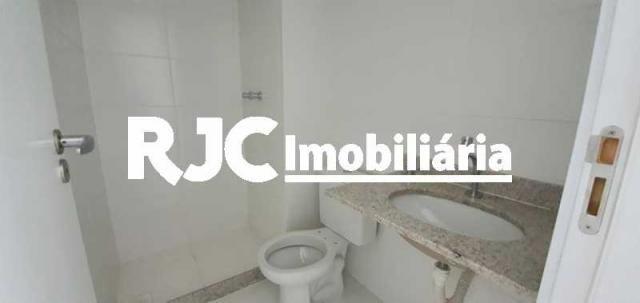 Apartamento à venda com 3 dormitórios em Vila isabel, Rio de janeiro cod:MBAP32983 - Foto 5