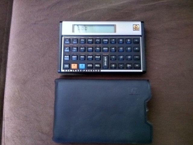 Vendo calculadora financeira