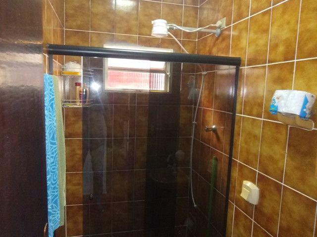 Chalé 2 dormitórios, churrasqueira, mobiliado - Foto 4